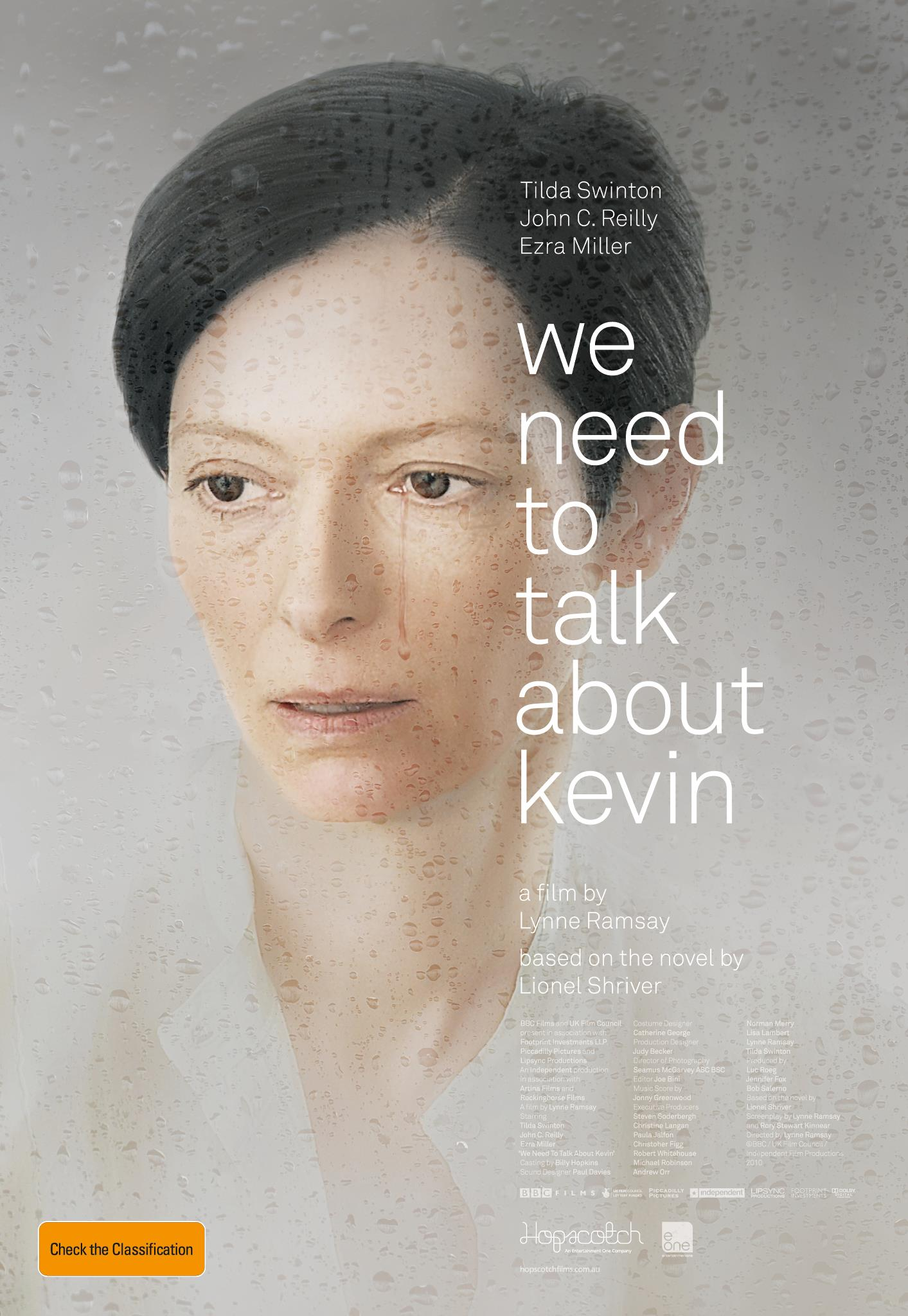 A Thousand Words About Kevin