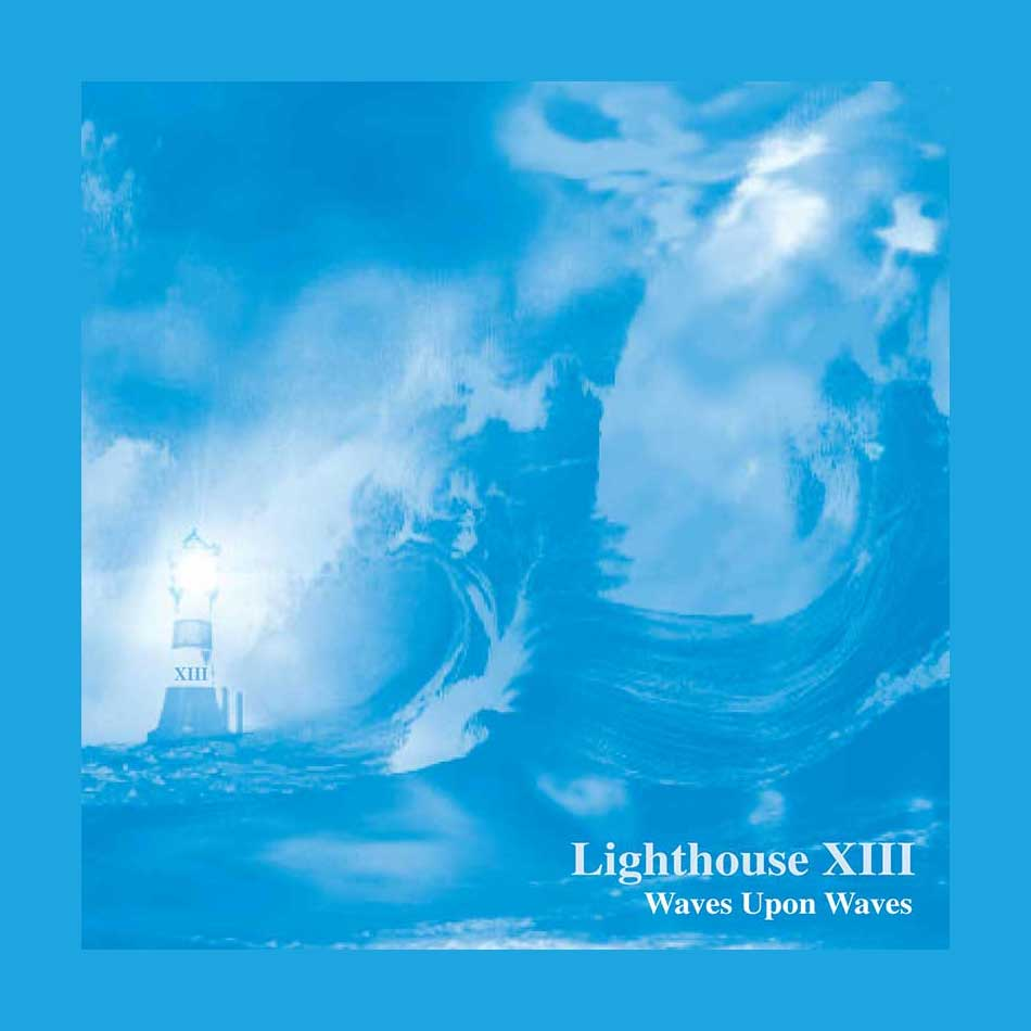 Waves Upon Waves Blue CD